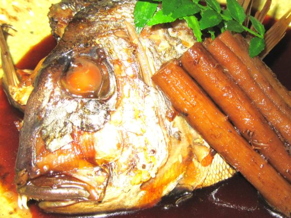たい,鯛,あら煮,あら炊き