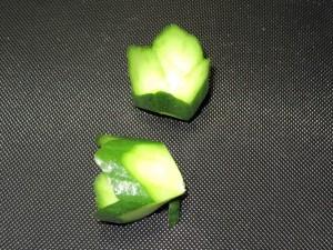 わさび台胡瓜