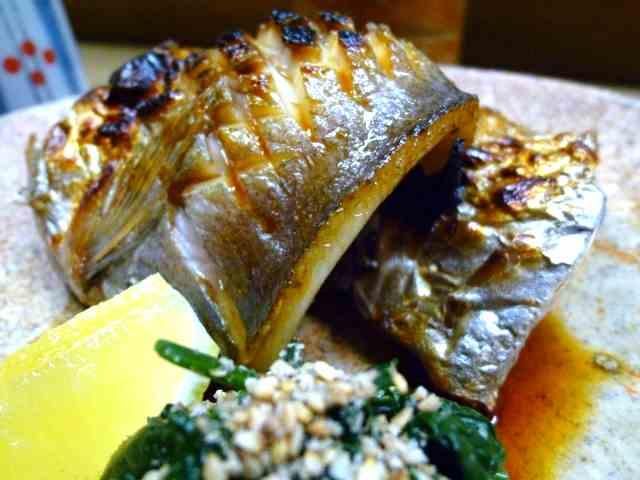 焼き魚,焼き物