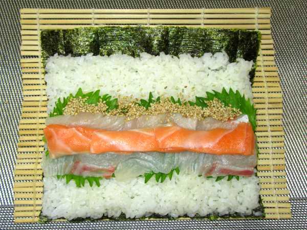 すし飯海鮮