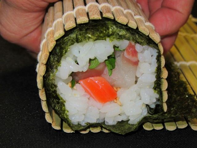 ふとまき,太巻きすし寿司