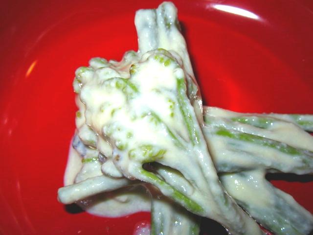わらび,白和え,蕨