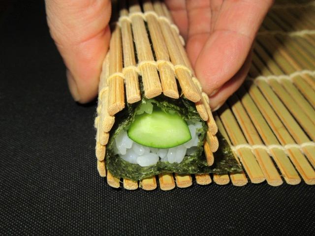 ほそまきすし,細巻き寿司