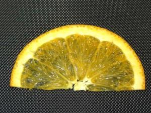 オレンジ,飾り切り,カップ,果物,バスケット