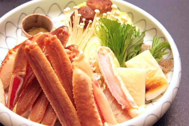 カニ,蟹,かに,鍋料理