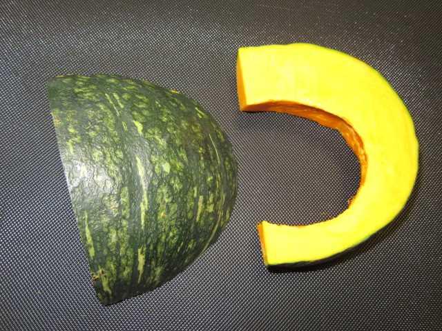 かぼちゃ,南瓜,四角,色紙南瓜,飾り切り