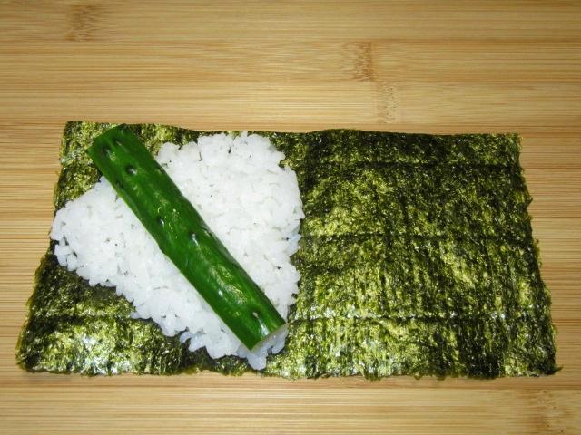 手巻き,すし,寿司