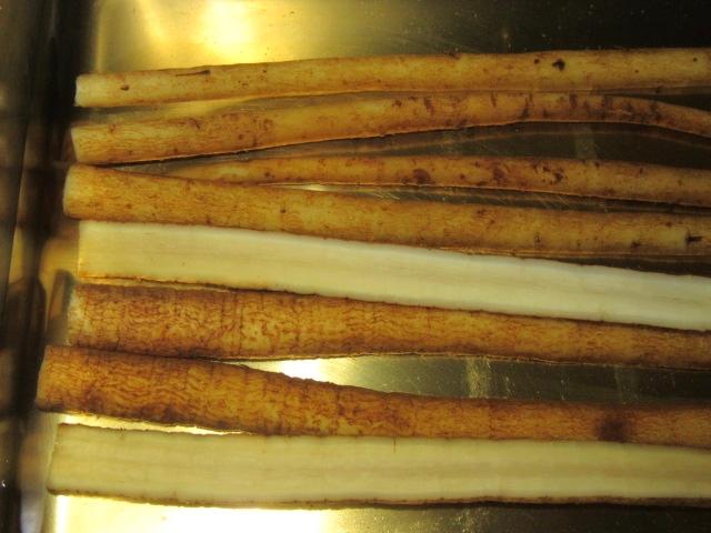 八幡巻き,牛蒡,ごぼう煮