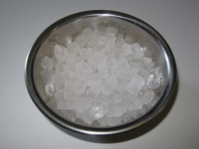 氷,うつわ,氷の器,盛りつけ法