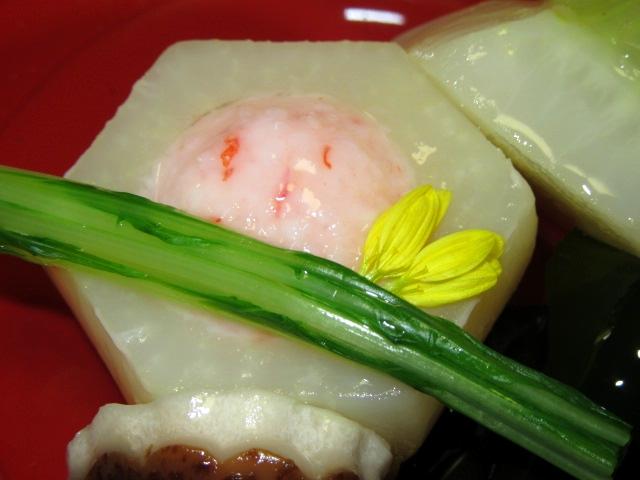 かぶ釜の海老射込み煮画像,六方蕪