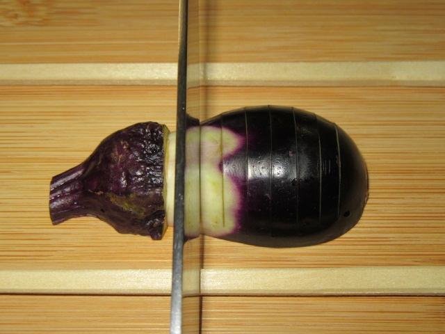 小なす,切り方,天ぷら,飾り包丁5img_5203
