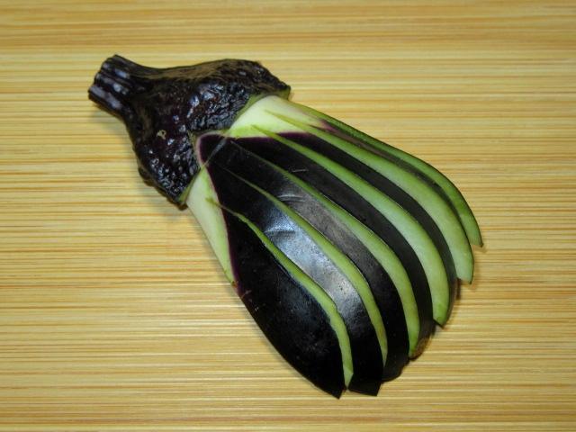 小なす,切り方,天ぷら,飾り包丁12img_5212