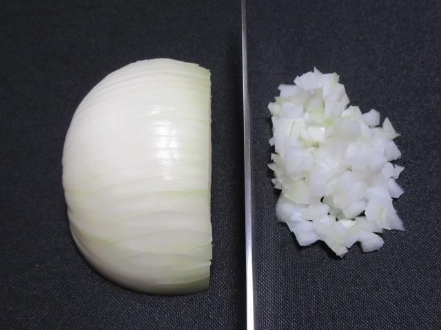 たまねぎ,玉葱,みじん切り7img_5328
