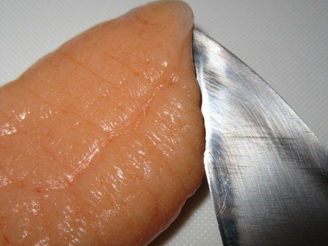鯛の子の下処理方法