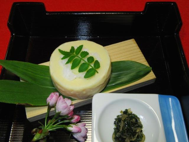 筍寿司の作り方,春の献立