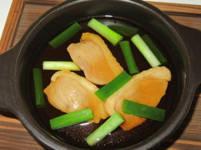 鴨葱鍋,かもねぎなべ