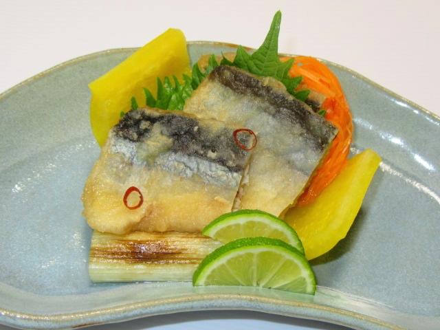 さんまのなんばんづけ,秋刀魚の南蛮漬け,秋の酢の物お献立