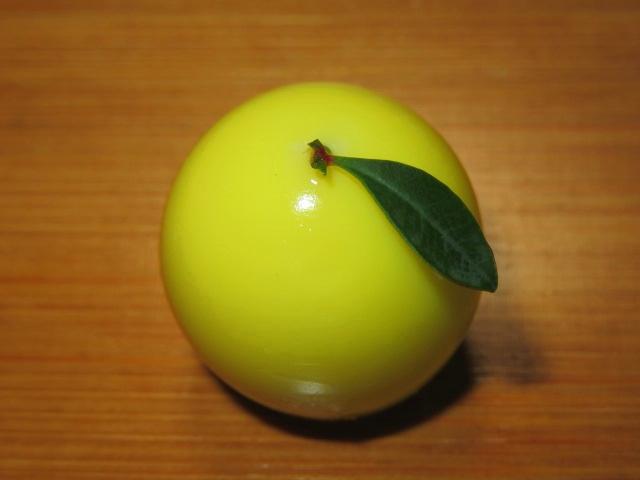 柚子玉子の作り方手順と盛りつけ例