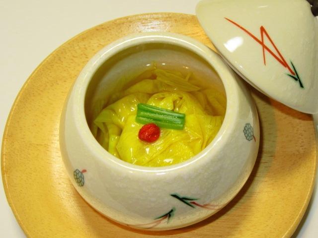 湯葉の吉野煮,ゆばのあんかけの作り方