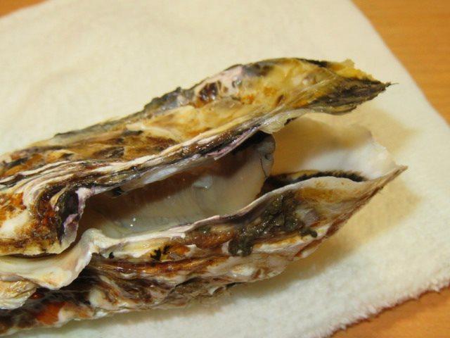かきのからむき方法,牡蠣の殻を開ける
