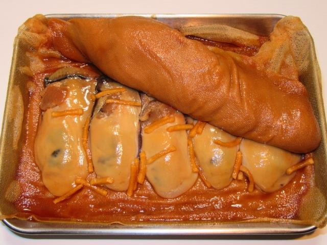 かきの味噌漬けの作り方手順,冬の献立