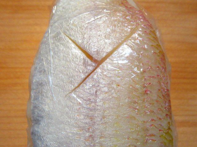 小鯛の笹漬けを使ったひな寿司の作り方