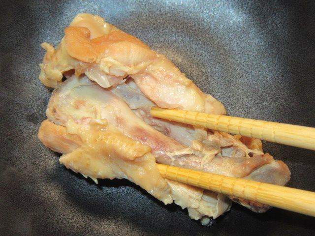 骨つき鶏の蒸し煮の作り方,やわらかく煮る方法