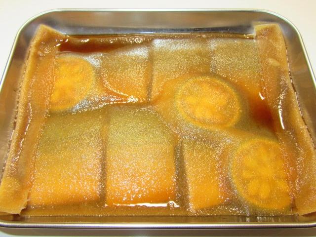 さばの柚庵漬けの作り方