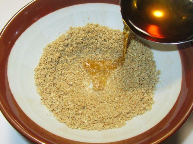 白ごまだれの作り方,合わせ調味料を加える工程