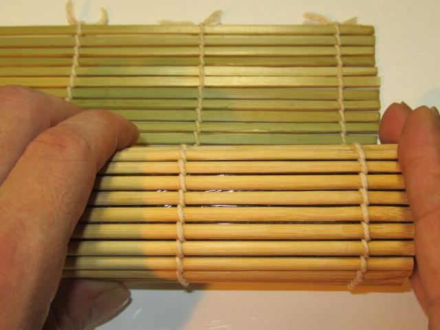 焼き穴子の棒寿司の作り方